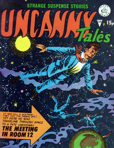 Cover for Uncanny Tales (Alan Class, 1963 series) #120