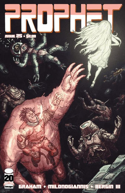 Cover for Prophet (Image, 2012 series) #25