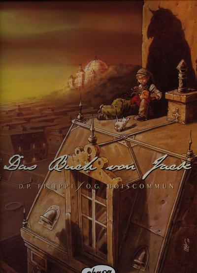 Cover for Das Buch von Jack (Egmont Ehapa, 2002 series)