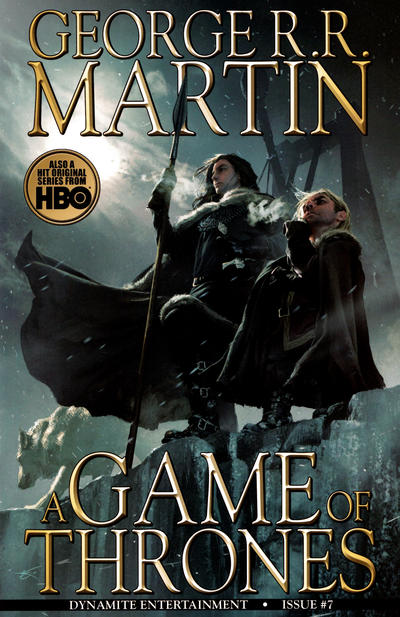 Cover for George R. R. Martin's A Game of Thrones (Dynamite Entertainment, 2011 series) #7