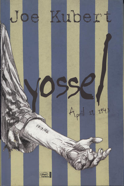 Cover for Yossel April 19, 1943 (Egmont Ehapa, 2005 series)