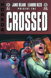Cover for Crossed Badlands (Avatar Press, 2012 series) #6 [Auxiliary Cover - Jacen Burrows]