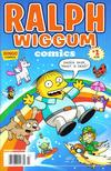 "Cover Thumbnail for Simpsons One-Shot Wonders: Ralph Wiggum Comics (2012 series) #1 [newsstand ""print is dead""]"