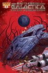 Cover for Battlestar Galactica: Cylon Apocalypse (Dynamite Entertainment, 2007 series) #1 [1C Michael Golden]