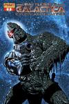 Cover for Battlestar Galactica: Cylon Apocalypse (Dynamite Entertainment, 2007 series) #1 [Cover A Jim Starlin]