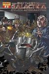 Cover for Battlestar Galactica: Cylon Apocalypse (Dynamite Entertainment, 2007 series) #2 [2B]