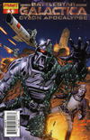 Cover Thumbnail for Battlestar Galactica: Cylon Apocalypse (2007 series) #3 [Cover D - Stephen Sadowski]