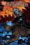 Cover for Battlestar Galactica: Cylon Apocalypse (Dynamite Entertainment, 2007 series) #4 [4B]