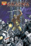 Cover for Battlestar Galactica: Cylon Apocalypse (Dynamite Entertainment, 2007 series) #4 [4C]