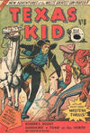 Cover for Texas Kid (Horwitz, 1950 ? series) #8
