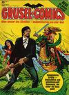 Cover for Grusel-Comics (Condor, 1981 series) #6