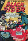 Cover for Black Rider (Horwitz, 1954 series) #14
