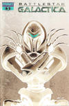 Cover Thumbnail for Battlestar Galactica (2006 series) #3 [Cover E - Negative Art]