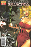 Cover Thumbnail for Battlestar Galactica (2006 series) #4 [Cover C - e.bas]