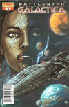 Cover Thumbnail for Battlestar Galactica (2006 series) #3 [Cover C - Adriano Batista]