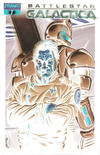 Cover Thumbnail for Battlestar Galactica (2006 series) #7 [Cover F - Negative Art]
