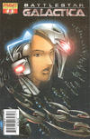 Cover Thumbnail for Battlestar Galactica (2006 series) #8 [8D]