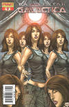 Cover Thumbnail for Battlestar Galactica (2006 series) #9 [9C]