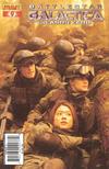 Cover for Battlestar Galactica: Season Zero (Dynamite Entertainment, 2007 series) #9 [9B]