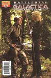 Cover for Battlestar Galactica: Season Zero (Dynamite Entertainment, 2007 series) #12 [12B]