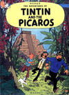 Cover for Tintin and the Picaros (Methuen, 1978 series)