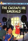 Cover for The Castafiore Emerald (Methuen, 1979 series)