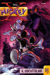 Cover for X-Mickey (The Walt Disney Company Italia, 2002 series) #986
