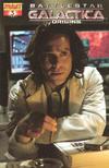 Cover for Battlestar Galactica: Origins (Dynamite Entertainment, 2007 series) #3 [3B]