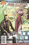 Cover for Battlestar Galactica: Final Five (Dynamite Entertainment, 2009 series) #2 [2B]
