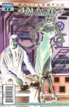 Cover for Battlestar Galactica: Final Five (Dynamite Entertainment, 2009 series) #2 [2D]