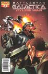 Cover for Battlestar Galactica: Cylon War (Dynamite Entertainment, 2009 series) #2