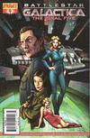 Cover for Battlestar Galactica: Final Five (Dynamite Entertainment, 2009 series) #4 [4B]