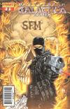 Cover Thumbnail for Battlestar Galactica Zarek (2006 series) #2 [2B]