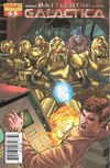 Cover for Classic Battlestar Galactica (Dynamite Entertainment, 2006 series) #5 [5B]