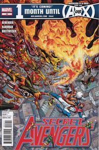 Cover Thumbnail for Secret Avengers (Marvel, 2010 series) #24