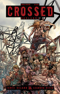 Cover Thumbnail for Crossed Badlands (Avatar Press, 2012 series) #6 [Torture Cover - Gianluca Pagliarani]