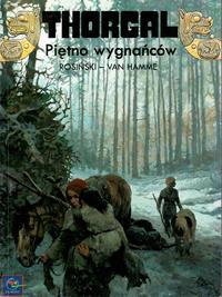 Cover Thumbnail for Thorgal (Egmont Polska, 1994 series) #20 - Piętno wygnańców