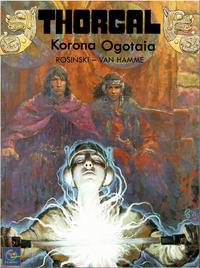 Cover Thumbnail for Thorgal (Egmont Polska, 1994 series) #21 - Korona Ogotaia