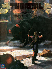 Cover Thumbnail for Thorgal (Egmont Polska, 1994 series) #22 - Giganci