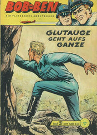 Cover Thumbnail for Bob und Ben (Lehning, 1963 series) #21