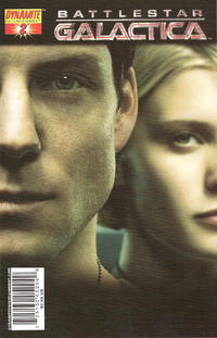 Cover Thumbnail for Battlestar Galactica (Dynamite Entertainment, 2006 series) #2 [2D]