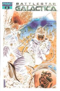 Cover Thumbnail for Battlestar Galactica (Dynamite Entertainment, 2006 series) #6 [6F]