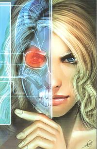 Cover Thumbnail for Battlestar Galactica (Dynamite Entertainment, 2006 series) #7 [Cover E - Virgin Art]