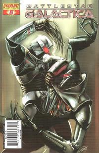Cover Thumbnail for Battlestar Galactica (Dynamite Entertainment, 2006 series) #8 [8B]