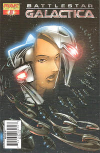 Cover Thumbnail for Battlestar Galactica (Dynamite Entertainment, 2006 series) #8 [8D]