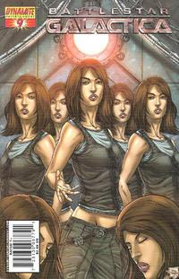Cover Thumbnail for Battlestar Galactica (Dynamite Entertainment, 2006 series) #9 [9C]