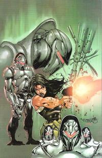 Cover Thumbnail for Battlestar Galactica (Dynamite Entertainment, 2006 series) #11 [11E]