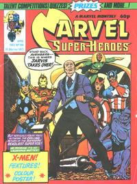 Cover Thumbnail for Marvel Superheroes [Marvel Super-Heroes] (Marvel UK, 1979 series) #396