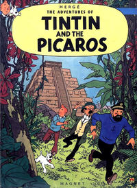 Cover Thumbnail for Tintin and the Picaros (Methuen, 1978 series)