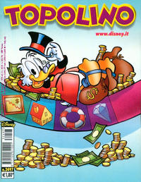 Cover Thumbnail for Topolino (The Walt Disney Company Italia, 1988 series) #2497
